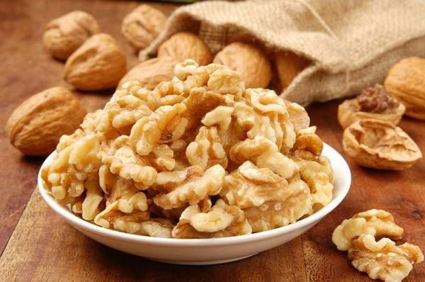 Рецепты лечебные грецкие орехи